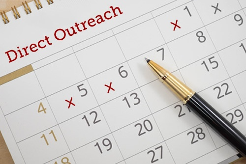 Calendar Outreach