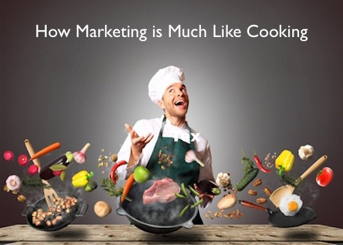 How Marketing is Much Like Cooking