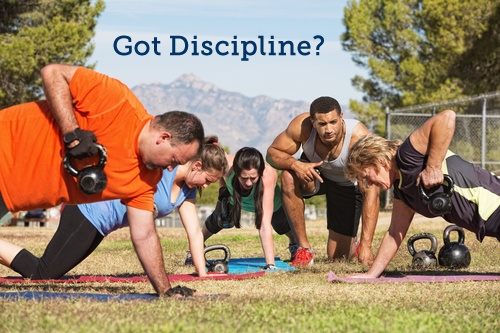 Got Discipline? Sorry, It Doesn't Work!