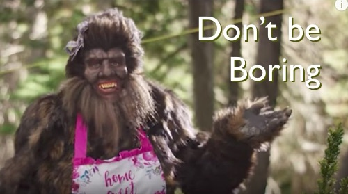 What A Sasquatch Can Teach You About Attracting Clients