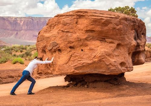 Rock Push