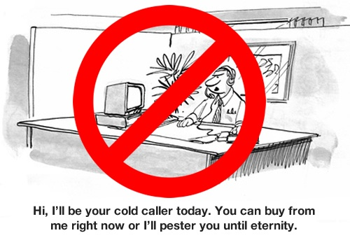 Make Intro Calls, Not Cold Calls