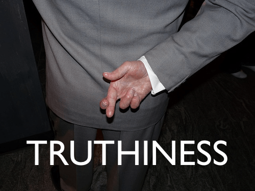 Fighting Truthiness And Hype In Marketing