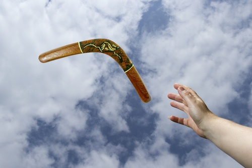 A Marketing Lesson From Boomerangs