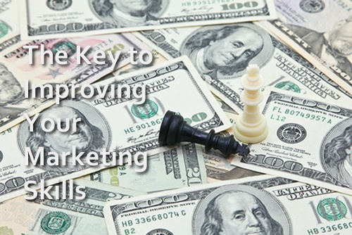 The Big Key To Improving Your Marketing Skills