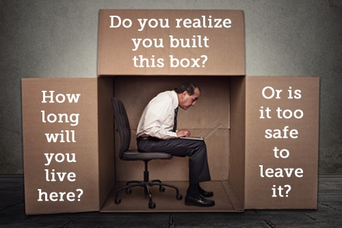 Has Your Marketing Become A Box?3 Min Read