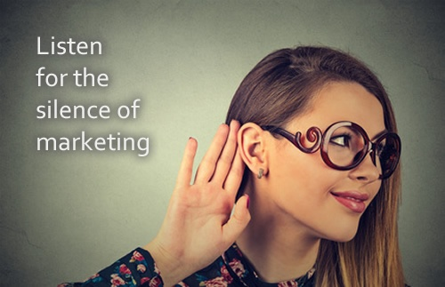 The Power Of Silence In Marketing