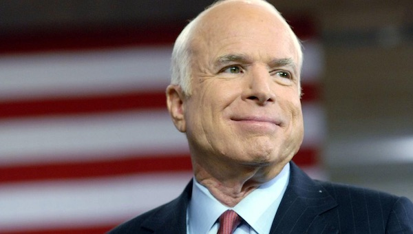 John McCain: Honoring The Value Of Persistence
