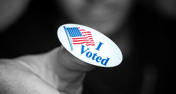 Today Is Election Day. Vote!1 Min Read