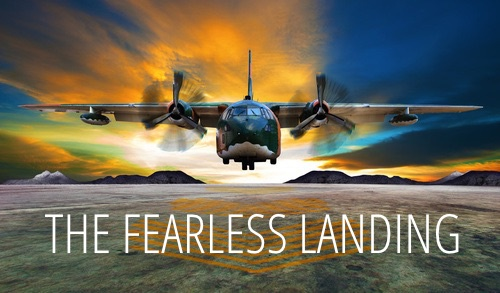 The Fearless Landing