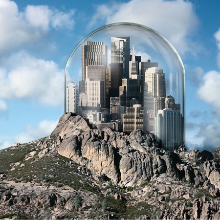 The Amazing Fable of Bubble City